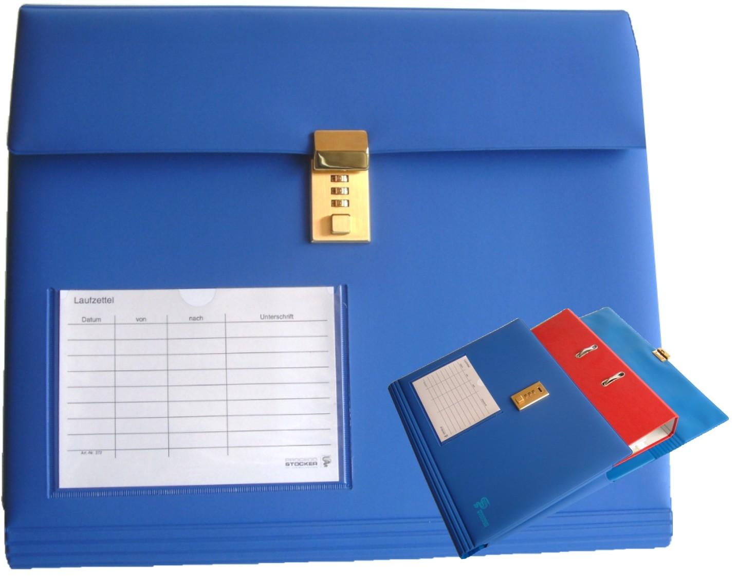 Verschlussmappe für Dokumente, etc.